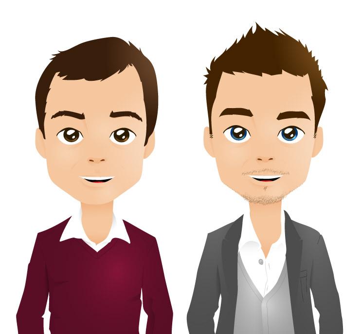 Illustrations Watsize - Avatars